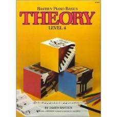 Bastien Piano Basics: Theory Basics Level 4