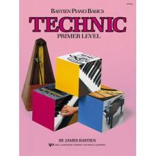 Bastien Piano Basics: Technic Book Primer Level