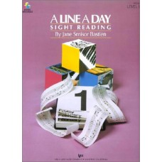 A Line a Day: Sight Reading - Level 1