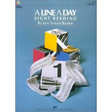 A Line a Day: Sight Reading - Level 2