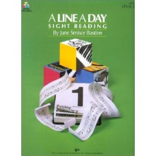 A Line a Day: Sight Reading - Level 3