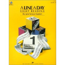 A Line a Day: Sight Reading - Level 4