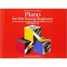 Bastien Piano For The Young Beginner: Primer B