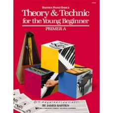 Bastien Theory & Technic For The Young Beginner: Primer A