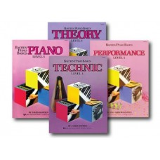 Bastien Piano Basics Set - Level 1