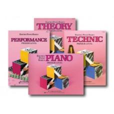 Bastien Piano Basics Set - Primer Level