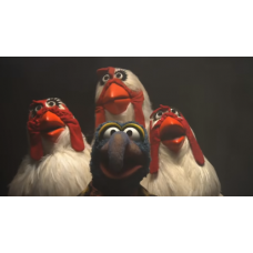 Muppets Conference Call