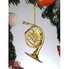 Ornament - French Horn (large)