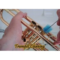 Trumpet Cleaning