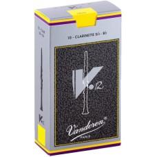V•12 Bb clarinet reeds