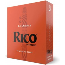 Rico Clarinet Reeds - Box of 10