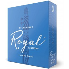 Rico Royal Clarinet Reeds - Box of 10