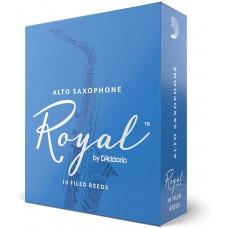 Rico Royal Alto Sax Reeds - Box of 10